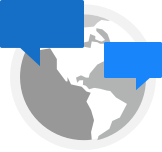 globe-chat-icon